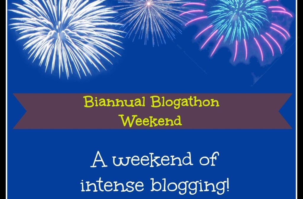 Blogathon Weekend Wrap-Up