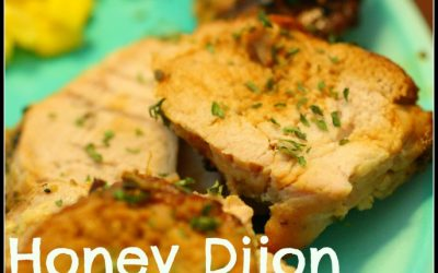 Honey Dijon Pork Tenderloin
