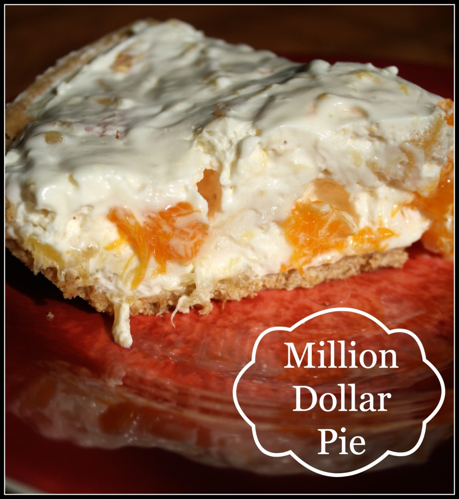 Million Dollar Pie - Detours in Life